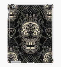 Linework Skull iPad Case/Skin