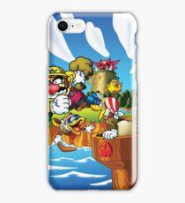 Wario - Super Mario Land 3 iPhone Case/Skin