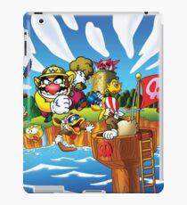Wario - Super Mario Land 3 iPad Case/Skin