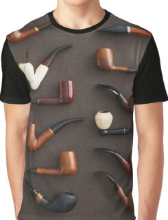 Collection of pipes Graphic T-Shirt