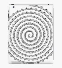Mandala Spiral iPad Case/Skin