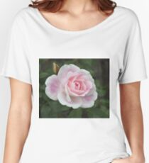 Blushing Pink Iceberg Women's Relaxed Fit T-Shirt
