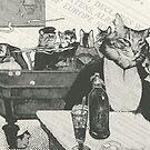 The night café von catFreud