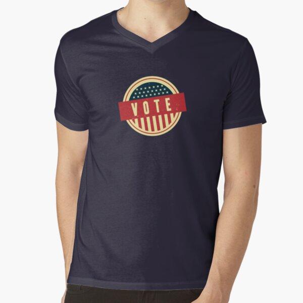 Vote V-Neck T-Shirt