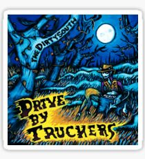 DRIVE BY TRUCKERS ALBUMS 5 Sticker