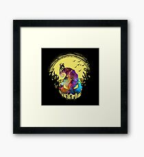 Jack The Nightmare before Christmas Framed Print