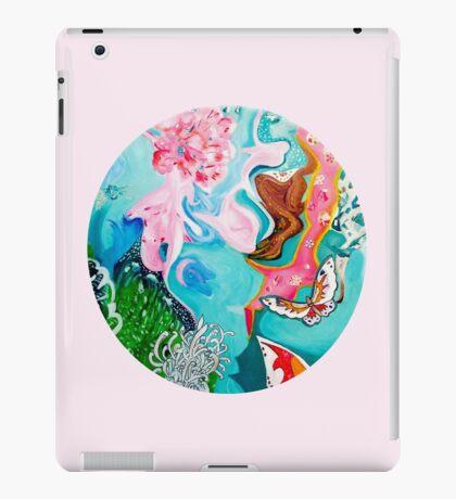 Underwater Japanese Garden iPad Case/Skin