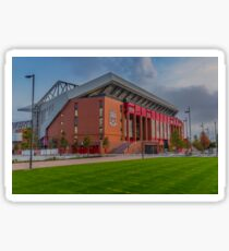 Anfield - The New Main Stand Sticker