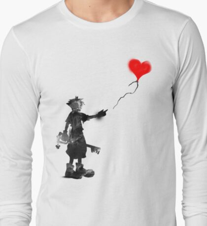 the boy,the key,the balloon T-Shirt