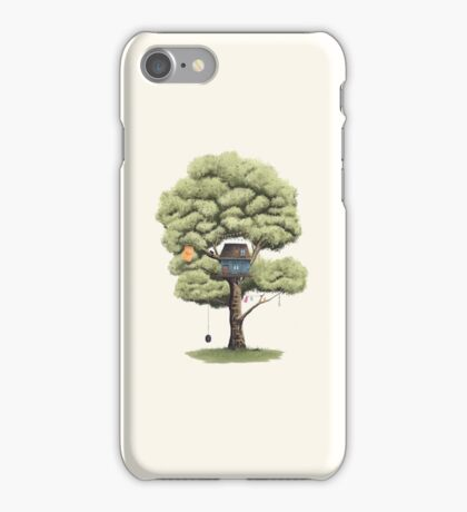 Tyre Swing iPhone Case/Skin
