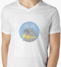 Loose Seal Men's V-Neck T-Shirt