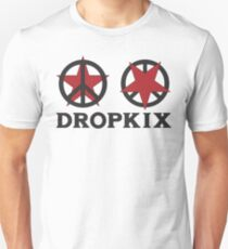Dropkix band logo - Space Dandy Unisex T-Shirt