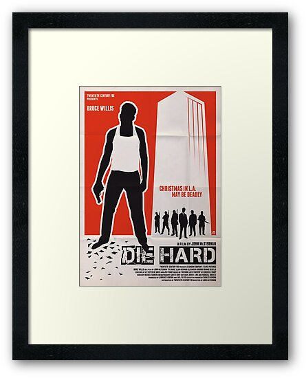 DIE HARD by Alain Bossuyt