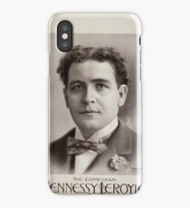 Performing Arts Posters Hennessy Leroyle the comedian 0457 iPhone Case/Skin