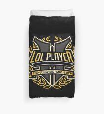 LOL Player Duvet Cover