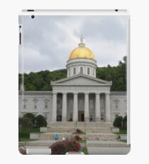 Vermont State House iPad Case/Skin