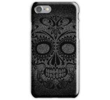 Sugar Skull Spray iPhone Case/Skin