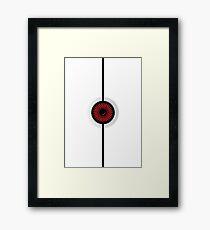 Portal Turret Framed Print