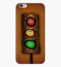 Fun with Traffic Signals iPhone Case