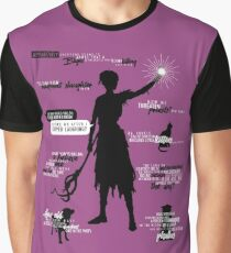 Dragon Age - Morrigan Quotes Graphic T-Shirt
