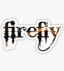 Firefly Sticker Sticker
