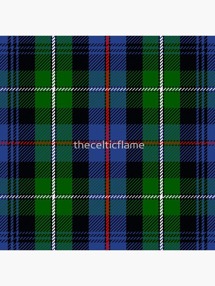 Clan MacKenzie Tartan by thecelticflame