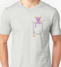 Pocket Spyro Unisex T-Shirt