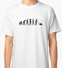 Evolution lawn mower Classic T-Shirt