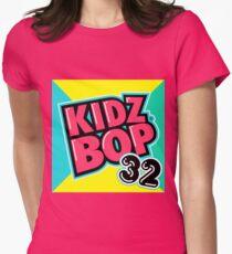 Kidz Bop 32 Womens Fitted T-Shirt