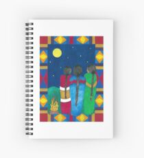The Firekeepers Spiral Notebook