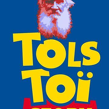 Tolstoi Story by gaspanda