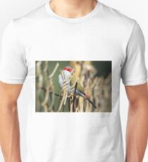 Red-browed Firetail Unisex T-Shirt