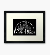 Mind Palace Framed Print