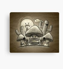 The Outlaws Canvas Print