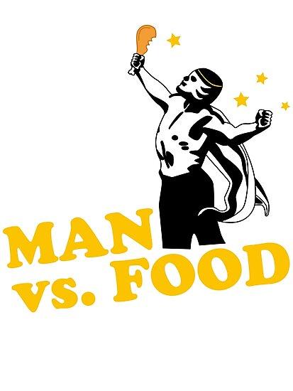 Man vs. food by loku