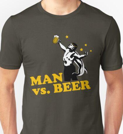 Man vs. Beer T-Shirt