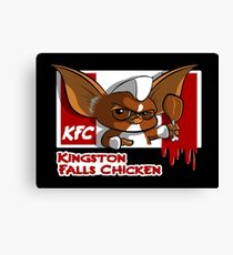 Kingston Falls Chicken Canvas Print