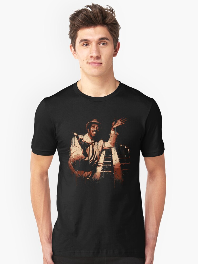 The Incredible Jimmy Smith Unisex T-Shirt Front