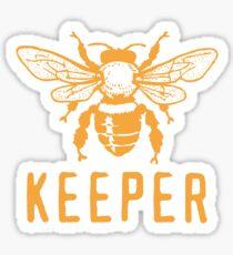 Beekeeper Sticker