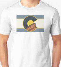 Red Rocks Colorado  T-Shirt