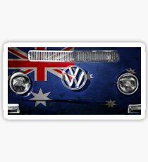 AUSSIE flag - VW Sticker