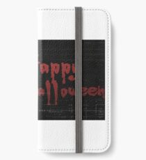 Spike - Happy Halloween iPhone Wallet/Case/Skin
