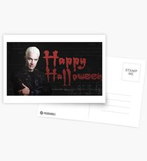 Spike - Happy Halloween Postcards