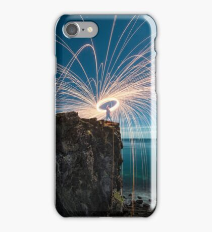 The last spin iPhone Case/Skin