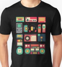 RETRO TECHNOLOGY 1.0 Unisex T-Shirt