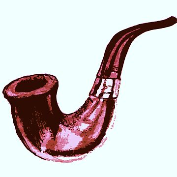Sherlock's Pipe by catherine-art