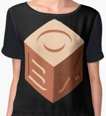 Box Women's Chiffon Top