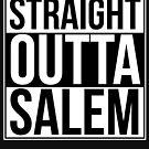 Geradeaus Salem von kjanedesigns