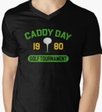 Caddy Day Golf Tournament - Caddyshack Mens V-Neck T-Shirt