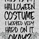Das ist mein Halloween-Kostüm von kjanedesigns